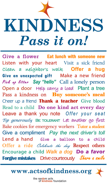 Kindness<br />